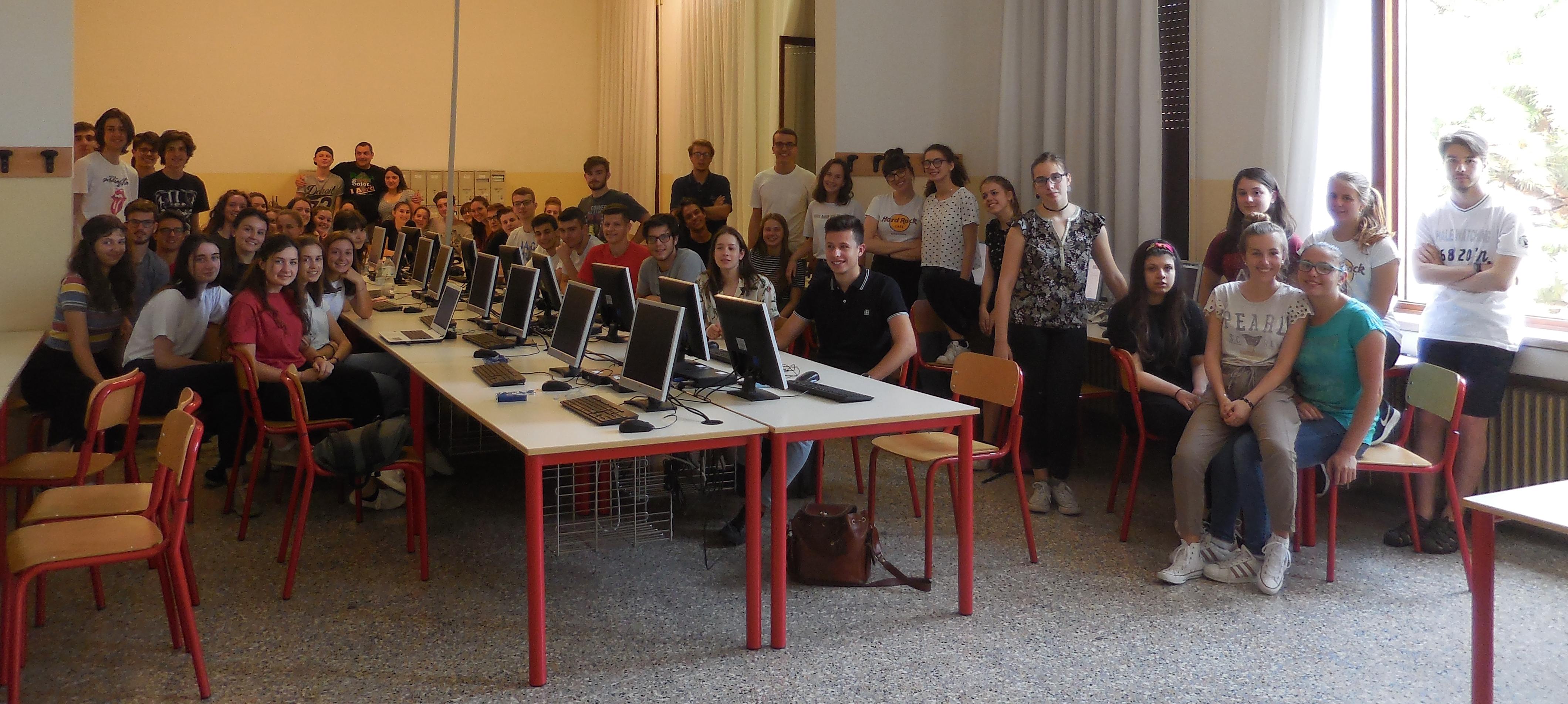 Alternanza Scuola-Lavoro A.S. 2017-2018