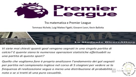 Tra matematica e Premier League