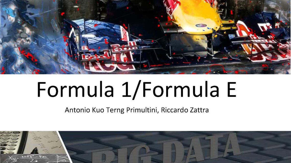 Formula 1/Formula E
